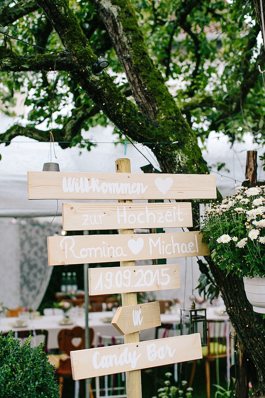 Bunte Boho Gartenhochzeit Mit Viel Liebe Hochzeitsblog The Little