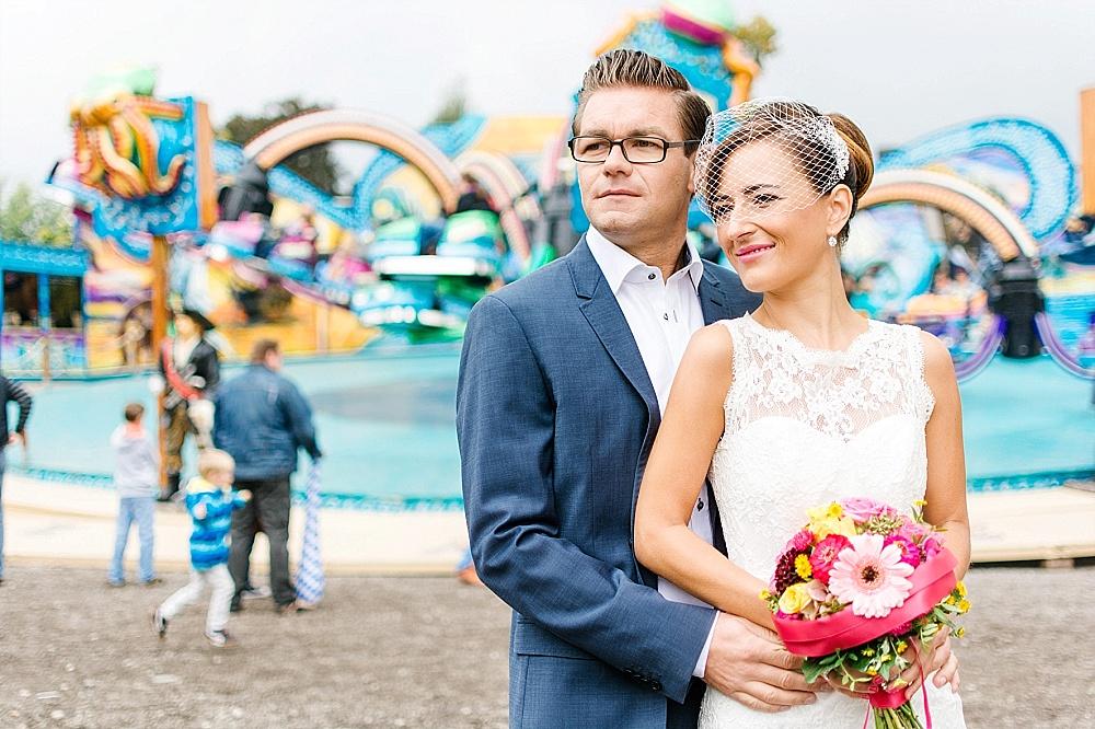 Hochzeit Jahrmarkt