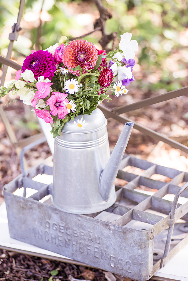 Sommerliche Vintage Hochzeit Hochzeitsblog The Little Wedding Corner