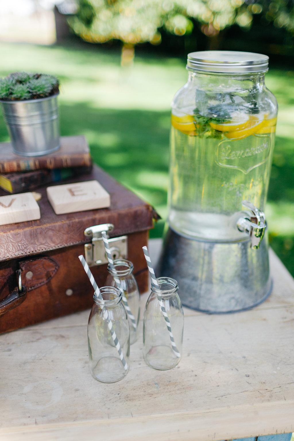 Hochzeitsdekoration Vintage leihen
