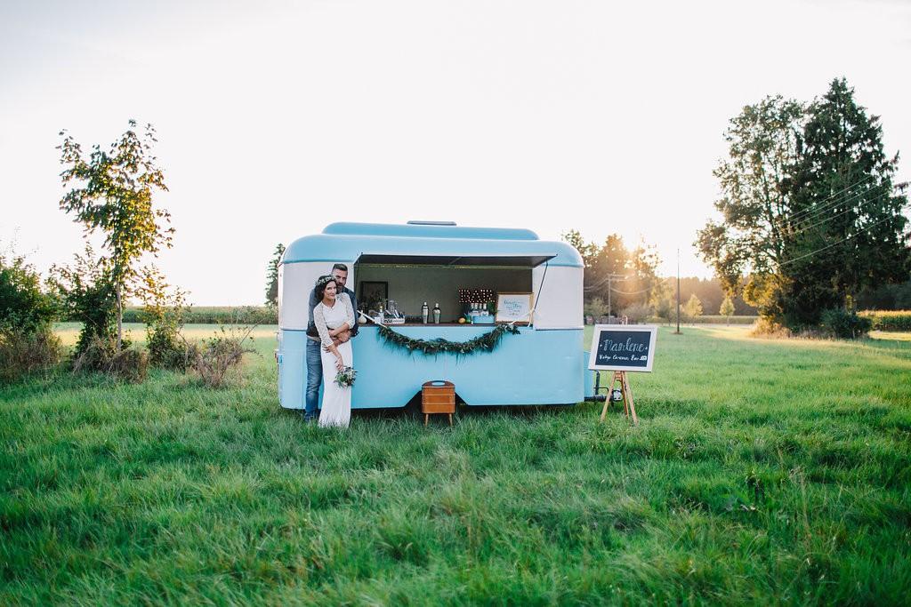 Food Trucks – Mobile Bars und Essen für eure Hochzeit