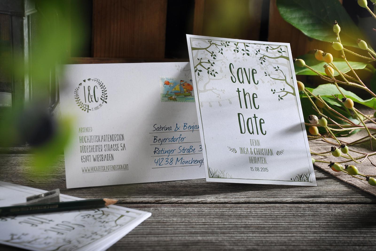 2-Hochzeitskarte-Einladung-Hochzeitseinladung-Hochzeitskartendesign-Gartentraum-Gartenfest-Bäume-Blätter-4