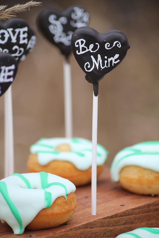 Donuts Hochzeit