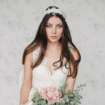 Haarschmuck für die Braut von Schönmich Accessoires 2016