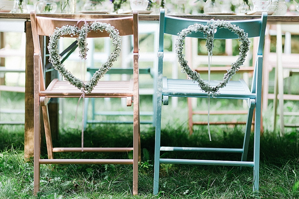 Stühle leihen Hochzeit