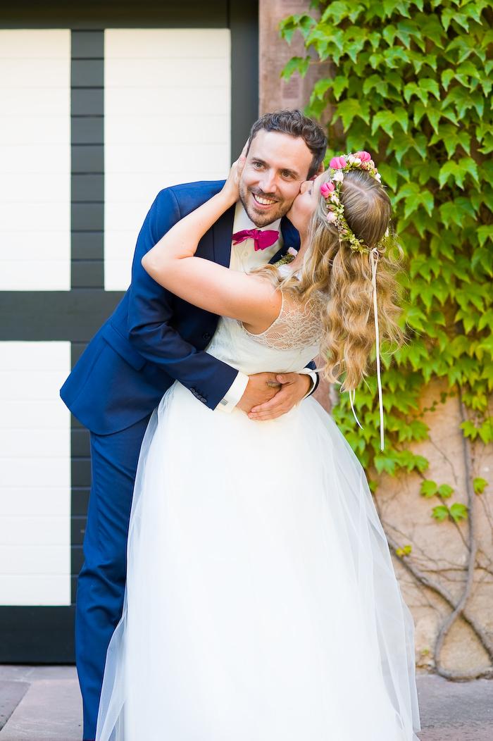 Ideen Hochzeitsfoto verrückt Posen