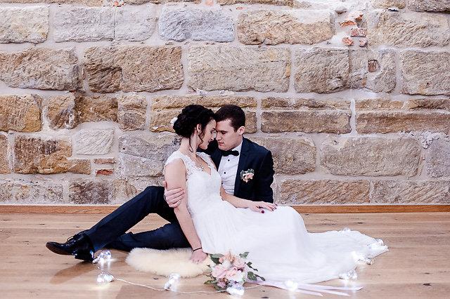 Farbtrends 2016: Heiraten in Rosé und Grau