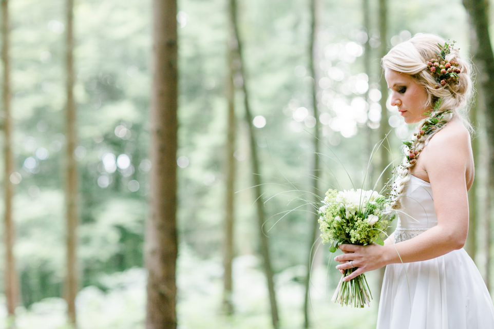 Brautfrisur Beeren