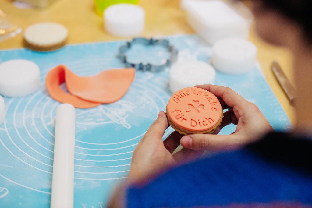 Gastgeschenk Hochzeit Kekse selbst machen
