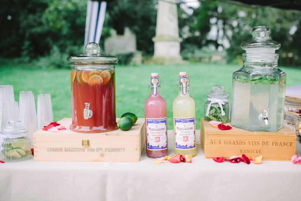Trend 2017: Die schönsten Getränkebars für eure Hochzeit