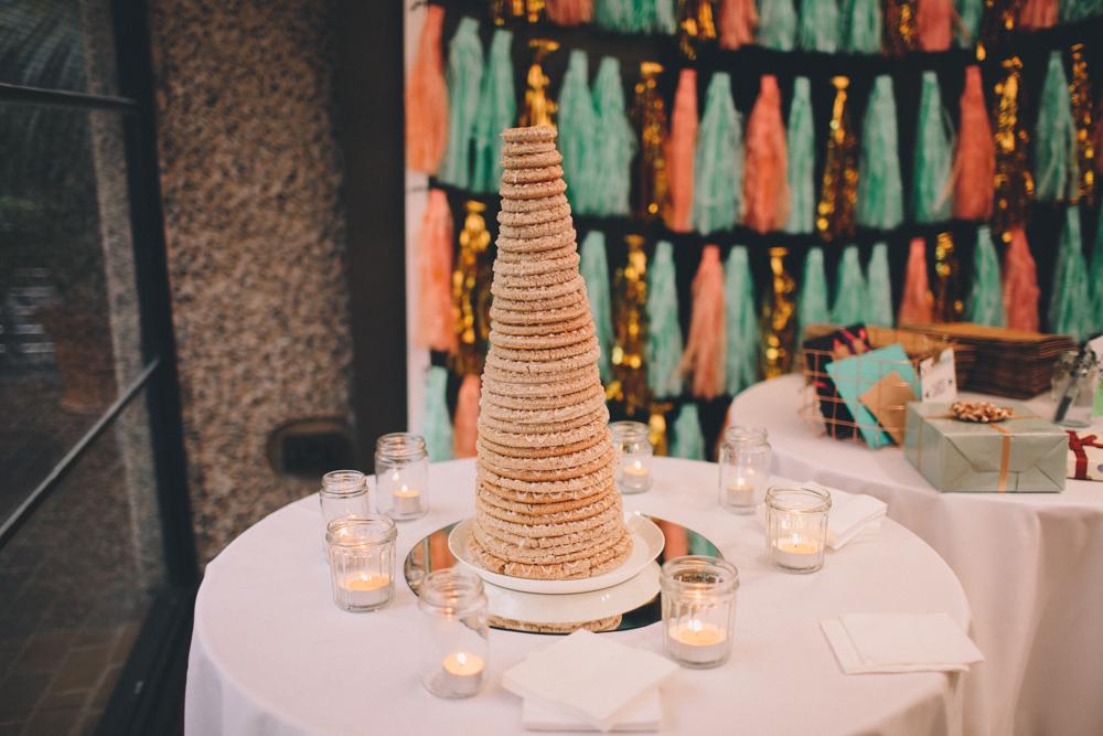 Hochzeitstorte mal anders