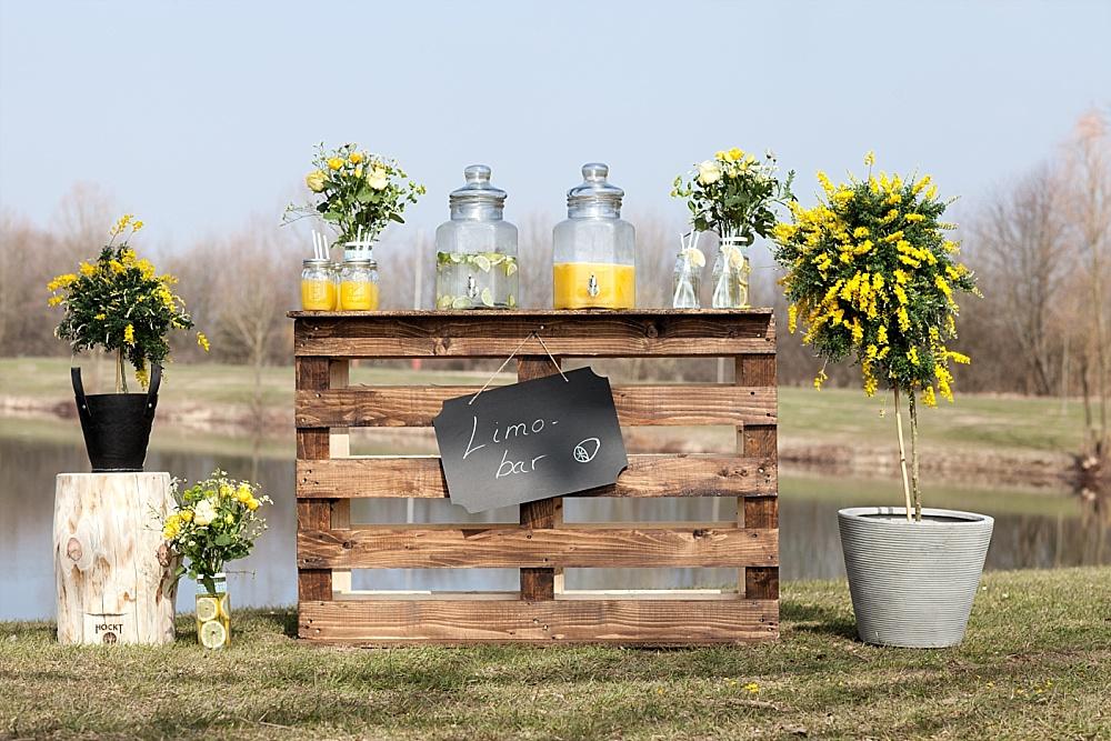 Gelbe gartenparty mit kosteng nstigen ideen hochzeitsblog the little wedding corner - Gartenparty deko tipps ...