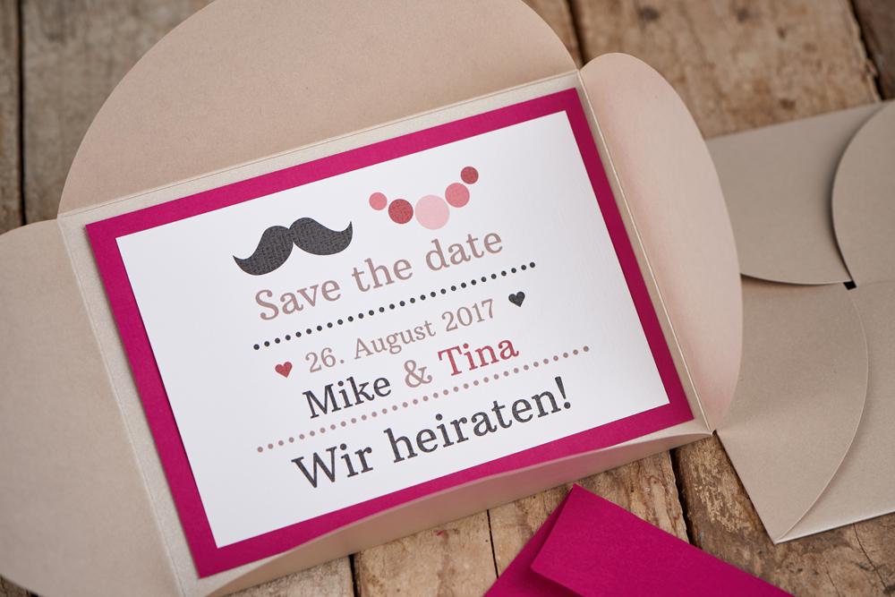 Individuelle Hochzeitspapeterie von Celebration by Rössler