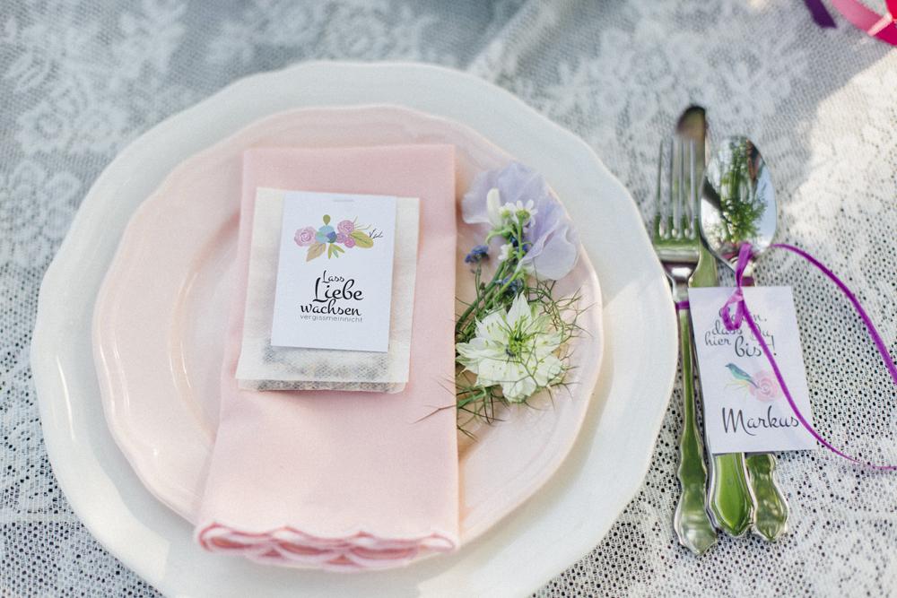 Diy Des Monats Juni Blumensamen Als Gastgeschenke Hochzeitsblog