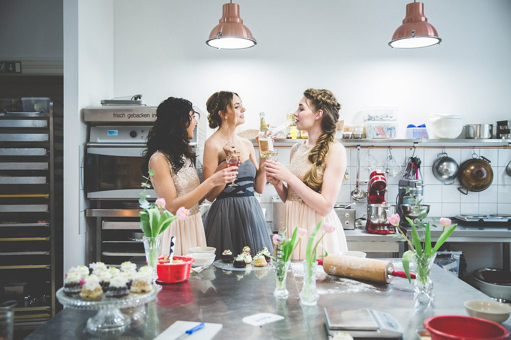 JGA mal anders: Eine coole Bridal Shower