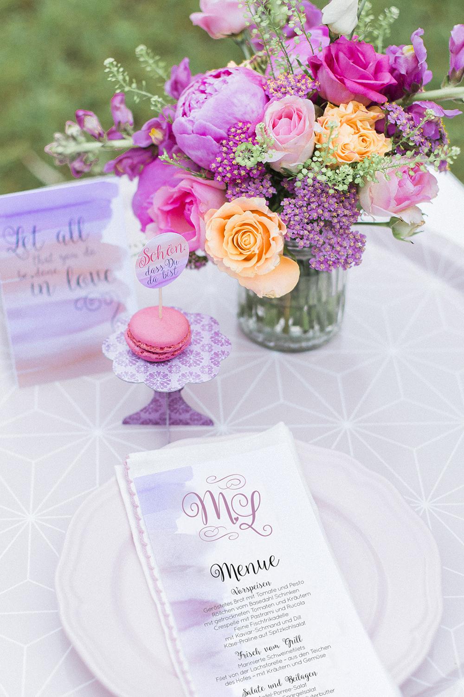 Diy Des Monats Juli Wedding Wands Und Blumentuten Fur Eure Gaste