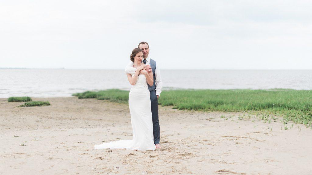 Romantische Strandhochzeit an der Nordsee