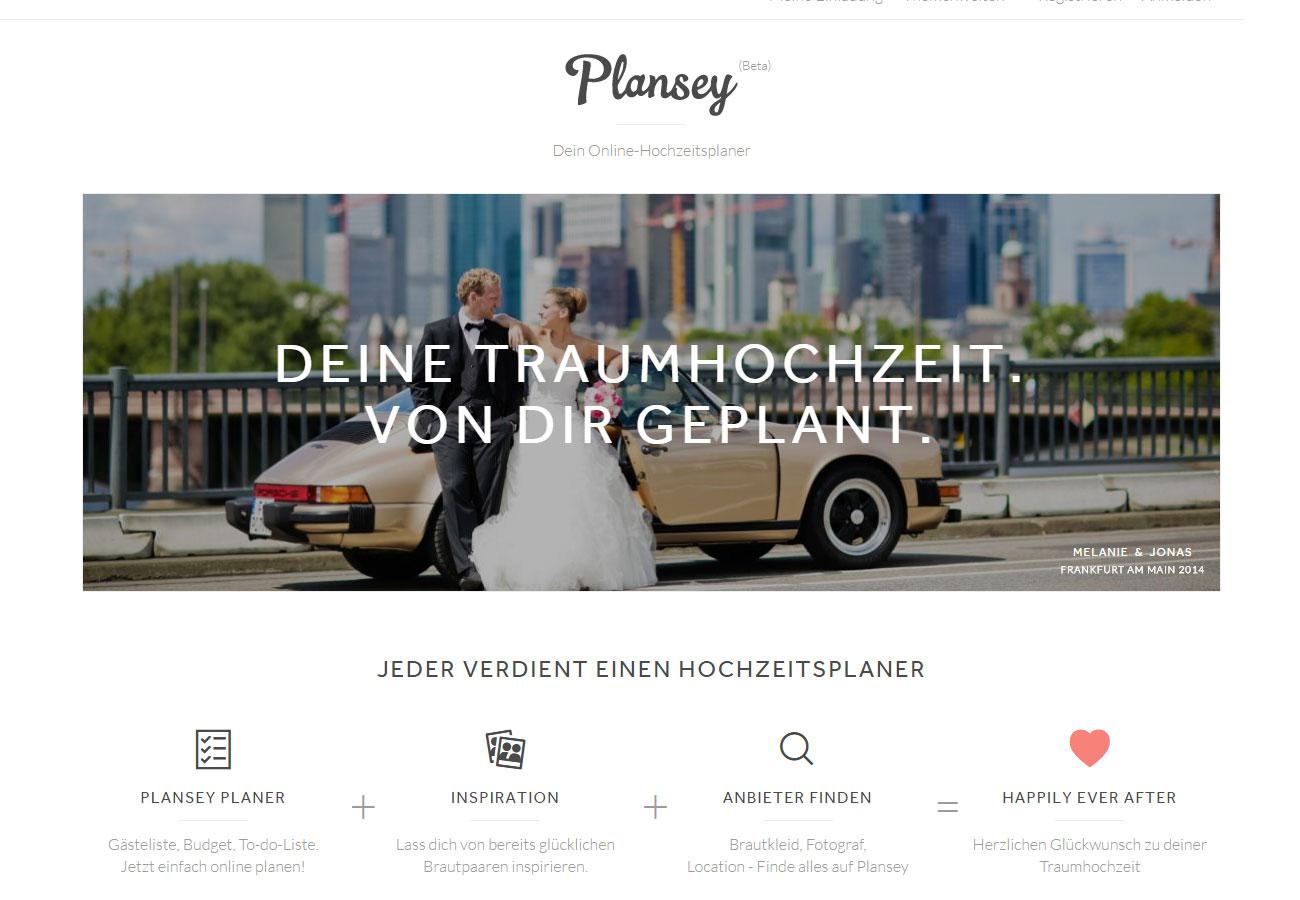 Plansey_Startseite