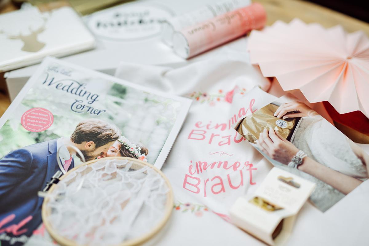 Hochzeit Abobox Brautkästchen