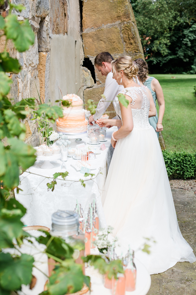 Sommernachtstraum in Pastell | Hochzeitsblog The Little Wedding Corner