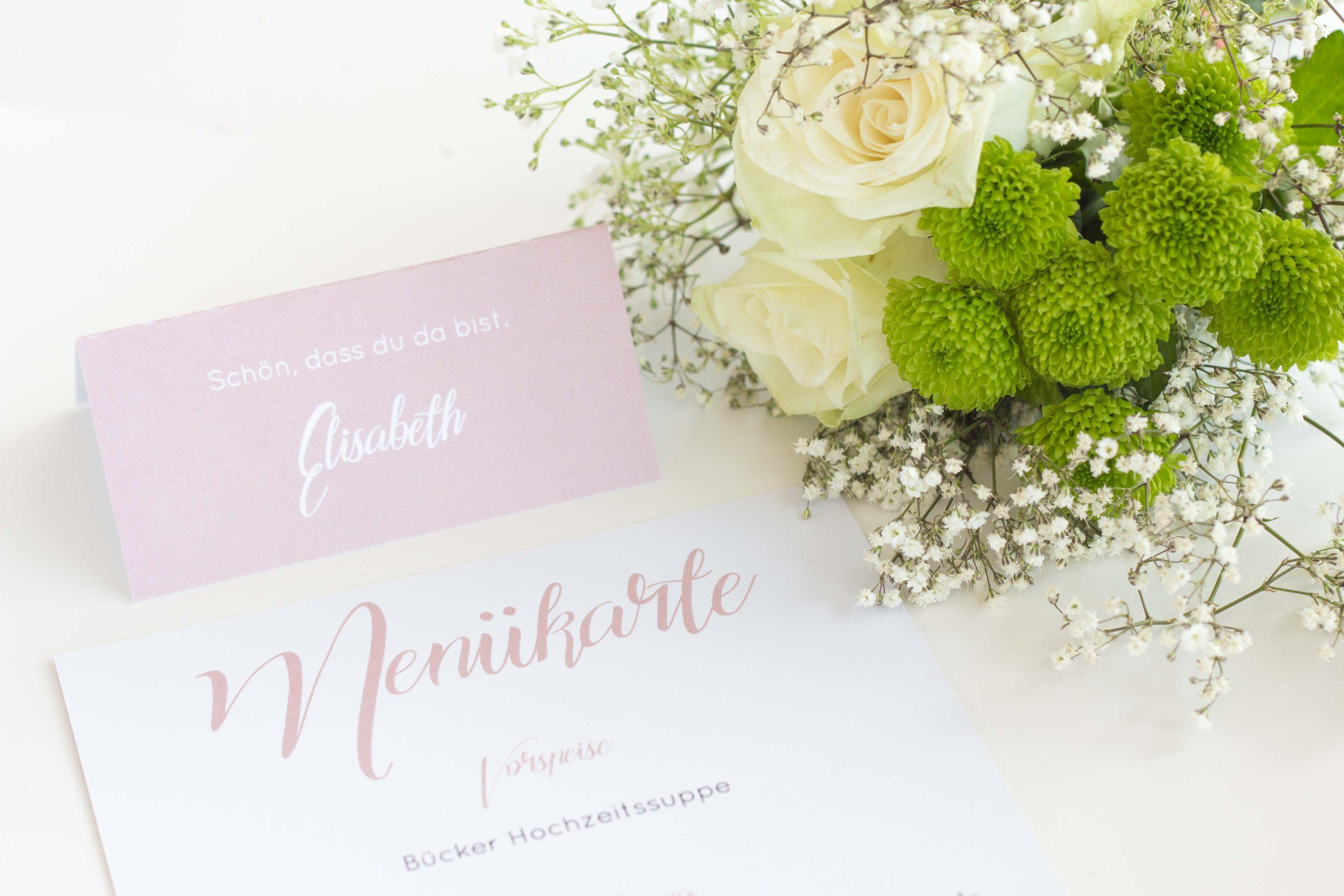 rosaset-namensschild-menukarte