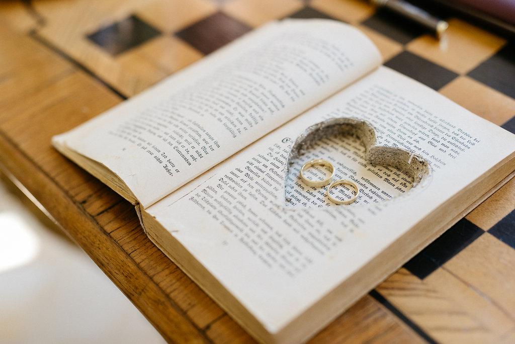 Ringkissen Buch