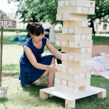 10 Ideen für die Beschäftigung und Unterhaltung eurer Gäste auf der Hochzeit