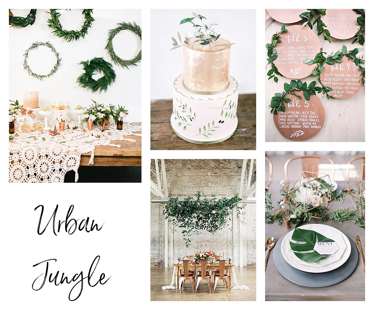 Hochzeitstrends 2017 Greenery Und Grune Hochzeiten Bis Zu Drip