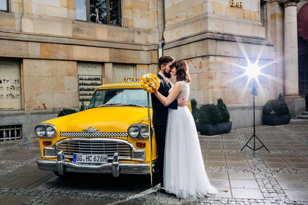 Manhattan Broadway Glamour Hochzeitsinspirationen