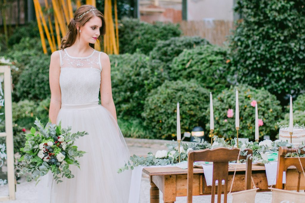Hochzeitstrend 2017: Urban Jungle und Go Local