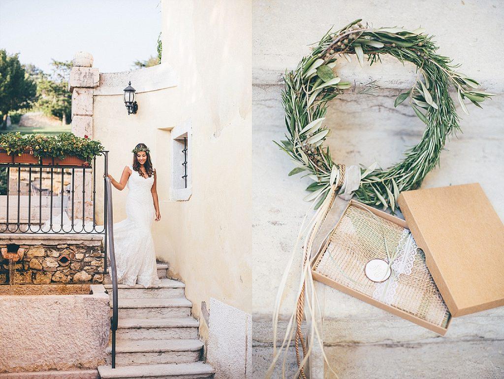 Mediterran Heiraten in Italien