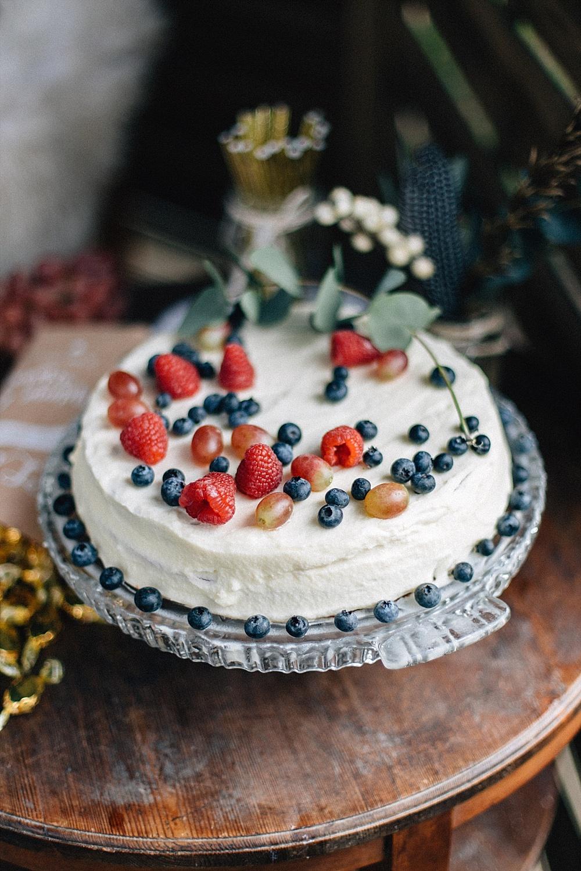 Boho Hochzeit Torte