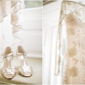 Elegante Brautschuhe und schicke Schuhe für die Hochzeit