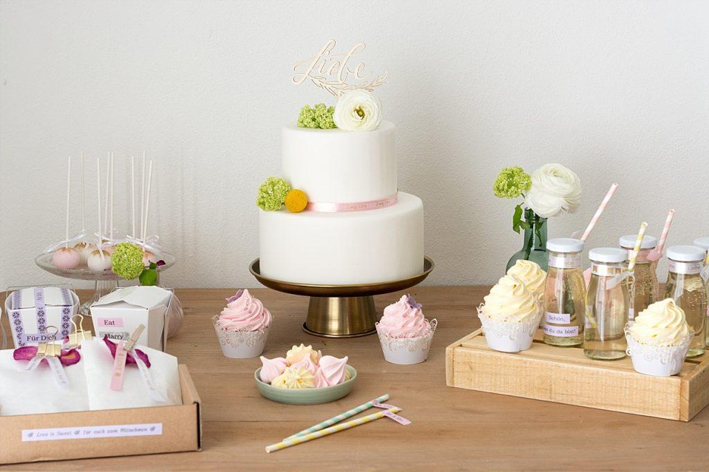 DIY Beschriftung eures Sweet Tables mit P-touch und 1 x 1 gewinnen