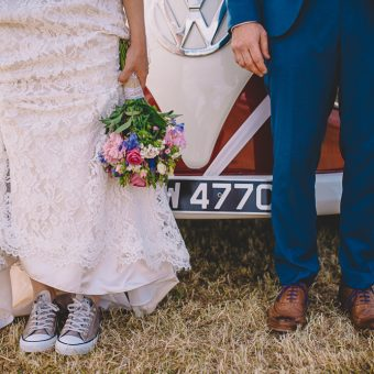 Die schönsten Sneakers für Turnschuh Bräute
