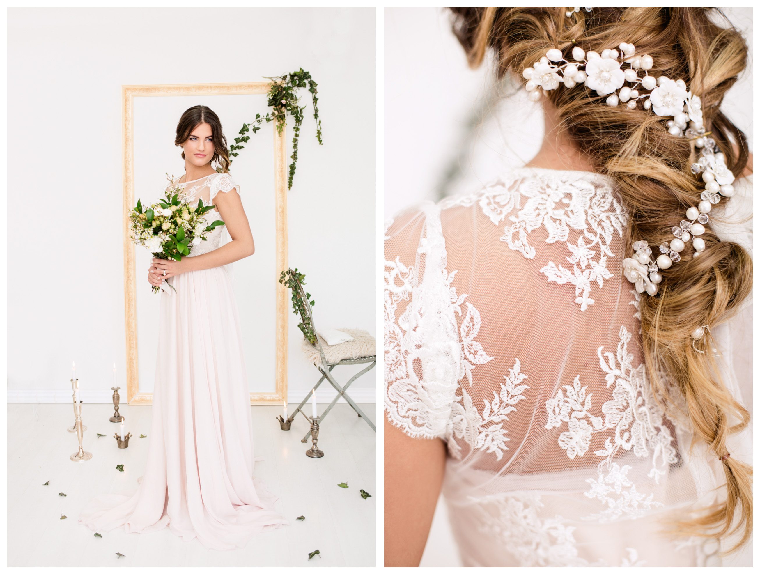 Brautmode Trends mit Sina Fischer | Hochzeitsblog The Little Wedding ...