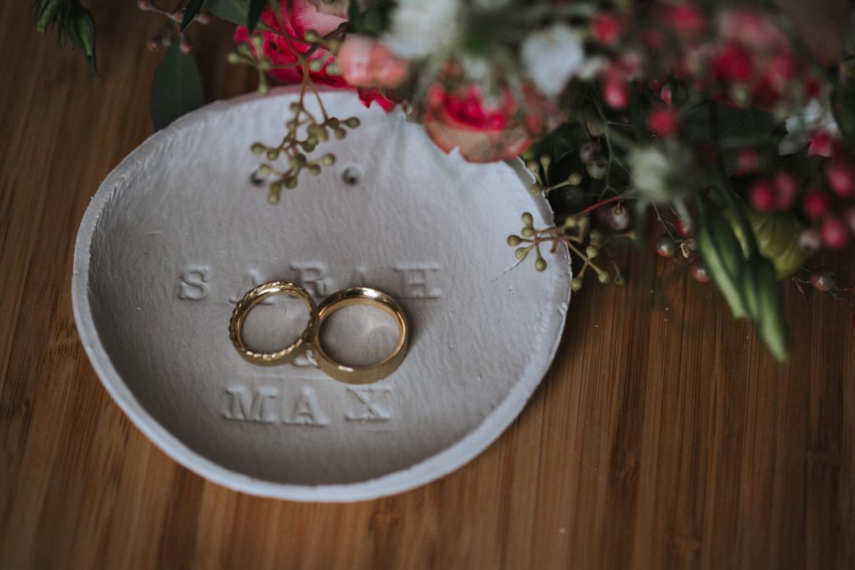 Ringschale Hochzeit