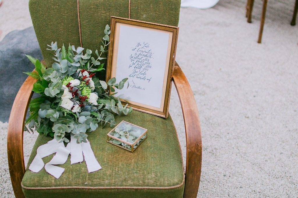 Wie können wir unsere Hochzeit persönlich gestalten?