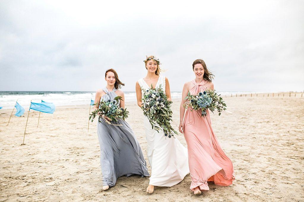 Wunderschöne Ideen für eine Strandhochzeit