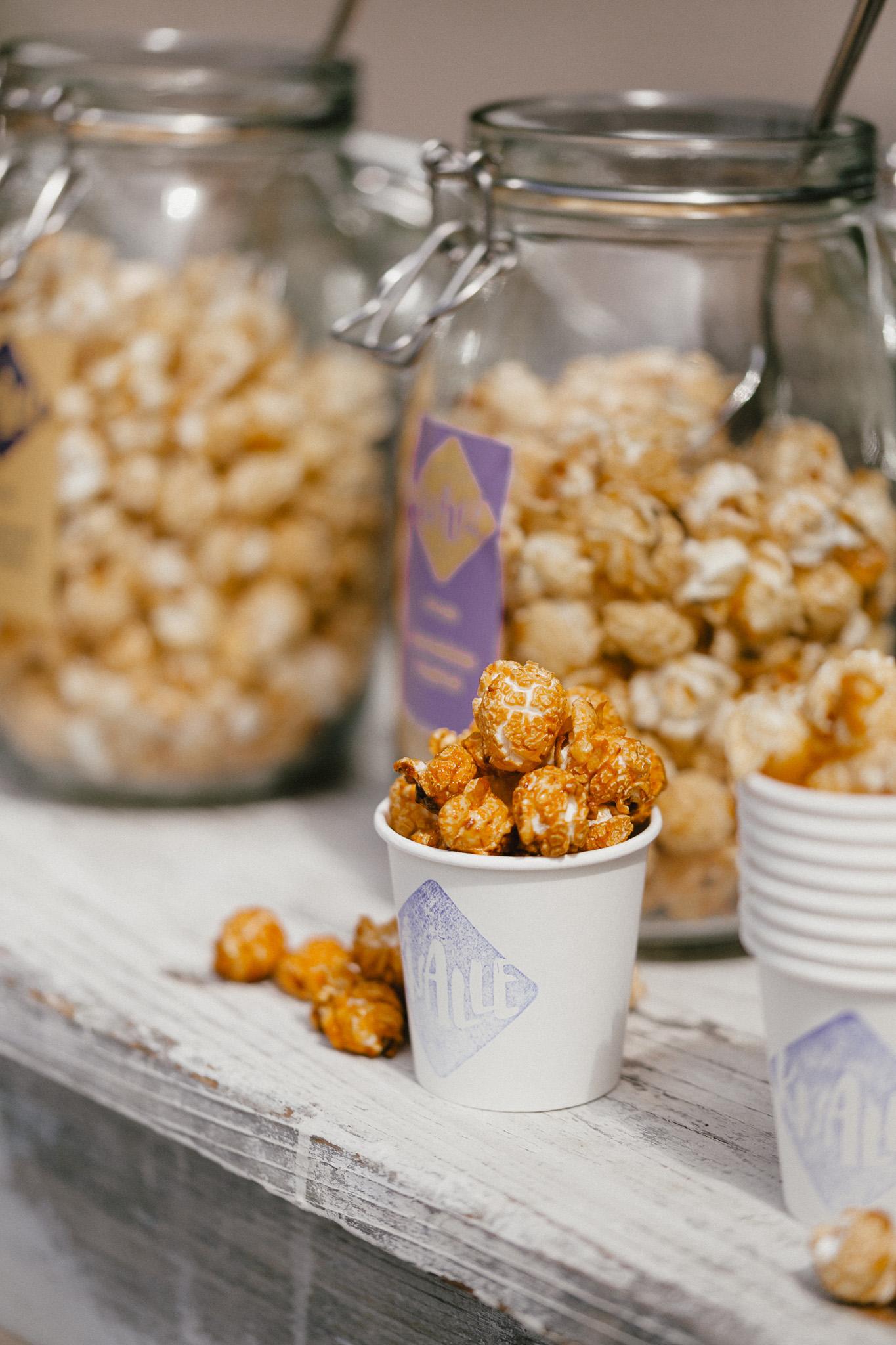 Popcorn Berlin Hochzeit