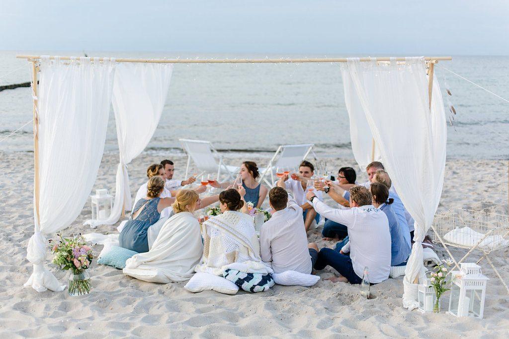 Ostseeliebe – Tipps für eure fröhliche Strandhochzeit