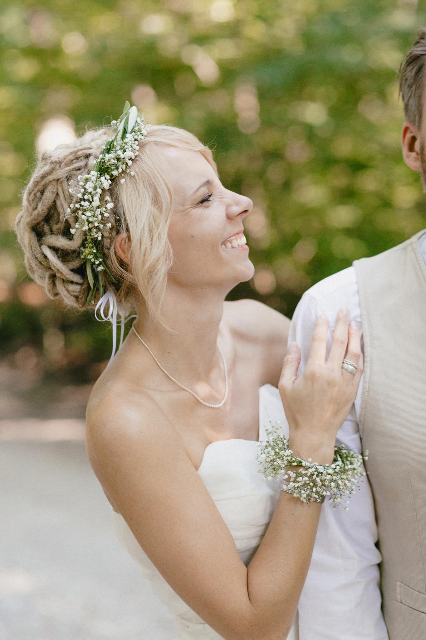 Boho Braut Style