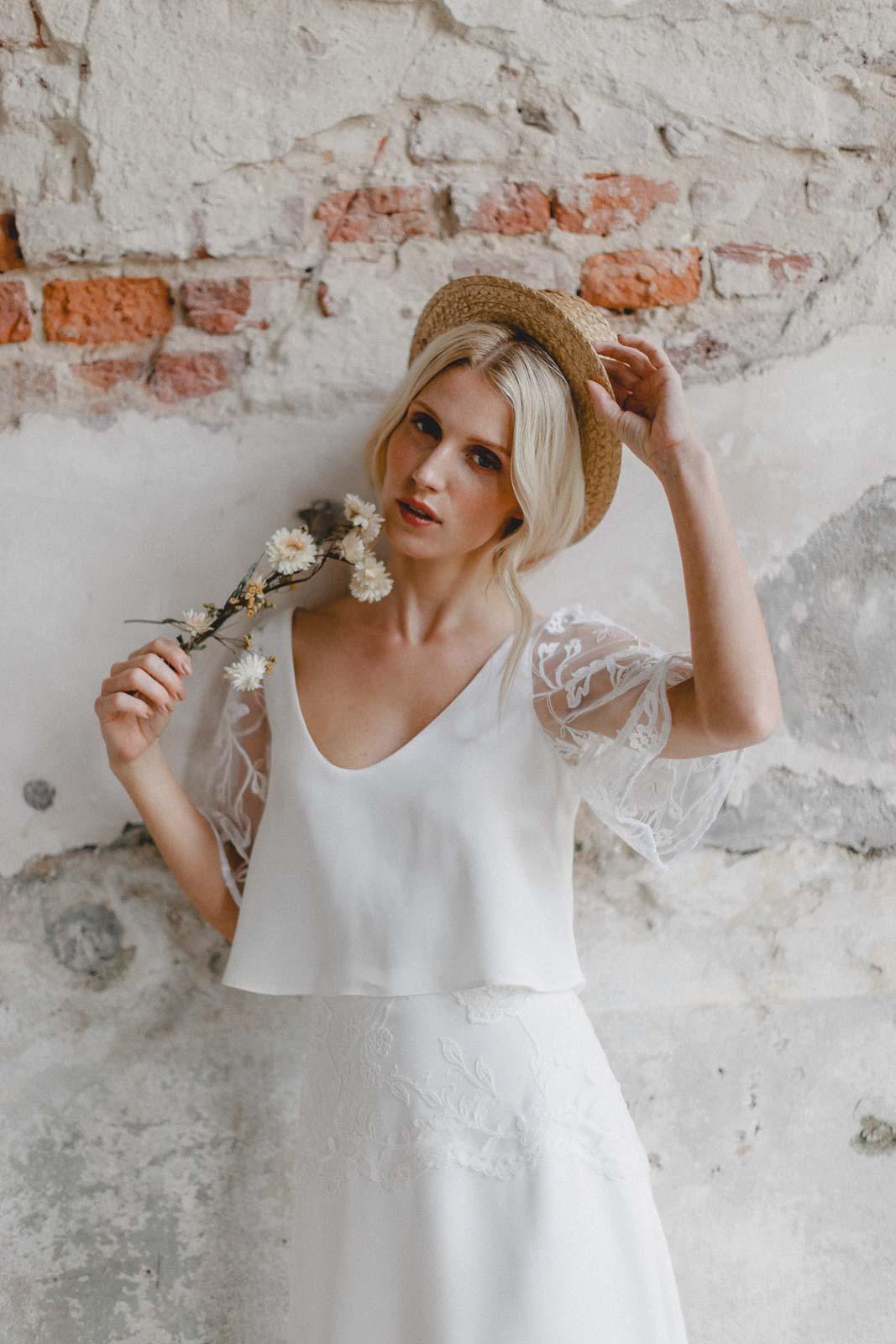 BOHOFORLIFE – die souer coeur Brautmode für 2018 | Hochzeitsblog The ...