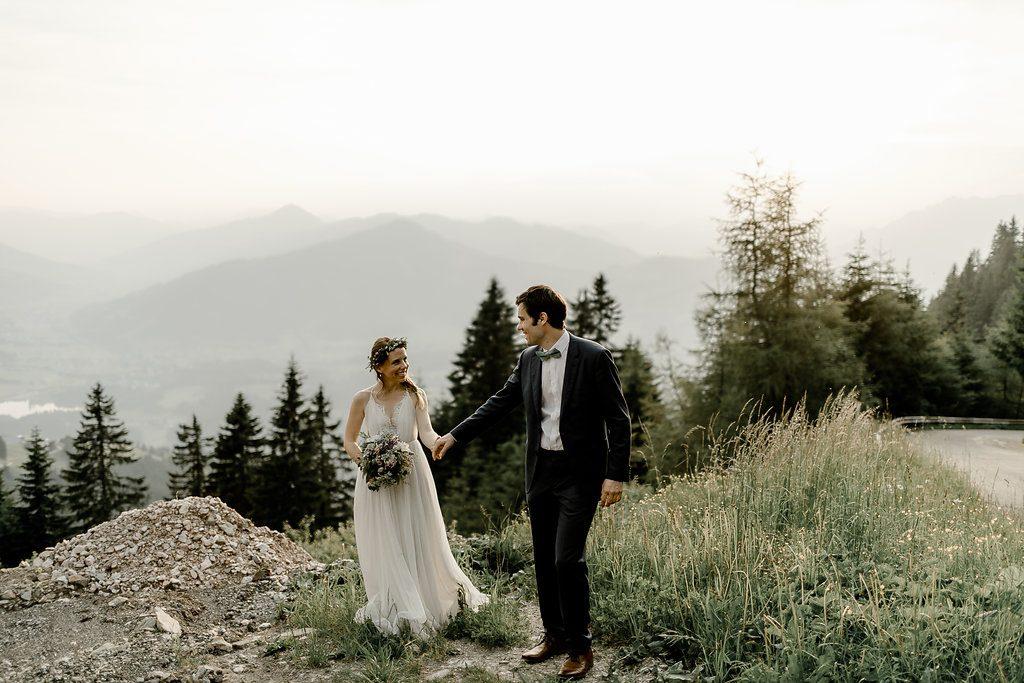 Ideen und Tipps für eure Berghochzeit