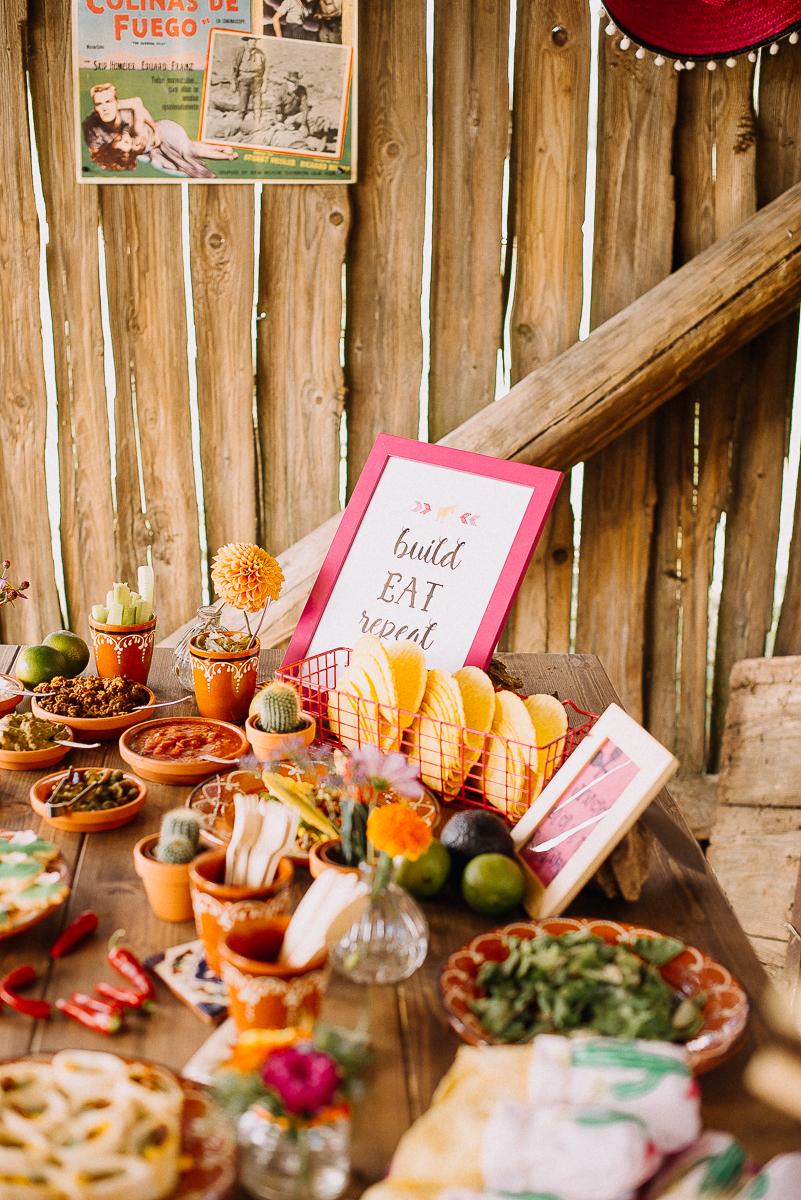 Taco Bar Hochzeit, Alternative zu Candy Bar auf Hochzeit, Candy Bar mal anders