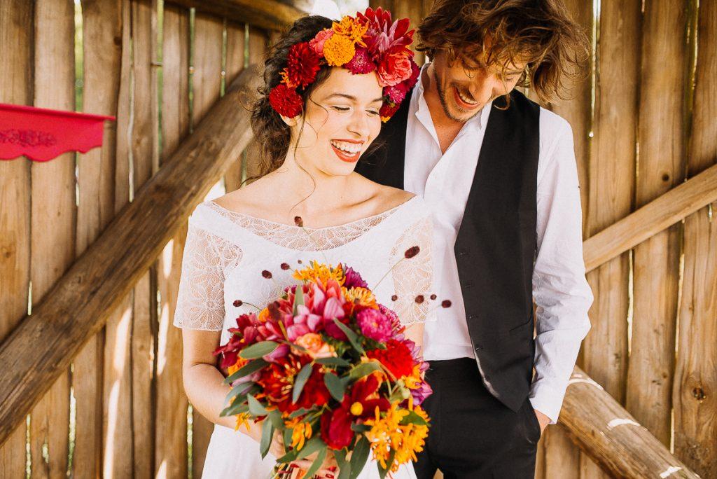 Ideen für eure bunte mexikanische Hochzeit