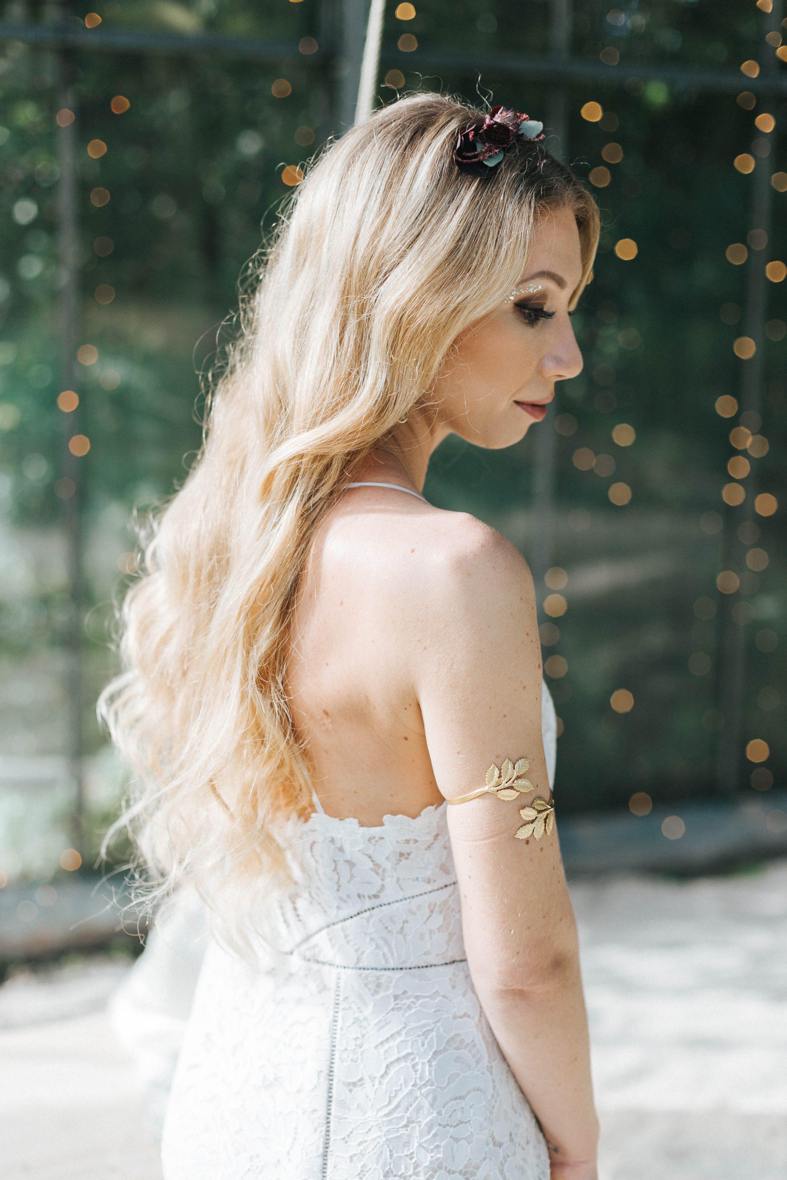 Brautfrisuren 2018, Brautfrisur offene Haare, Brautfrisur lange Haare