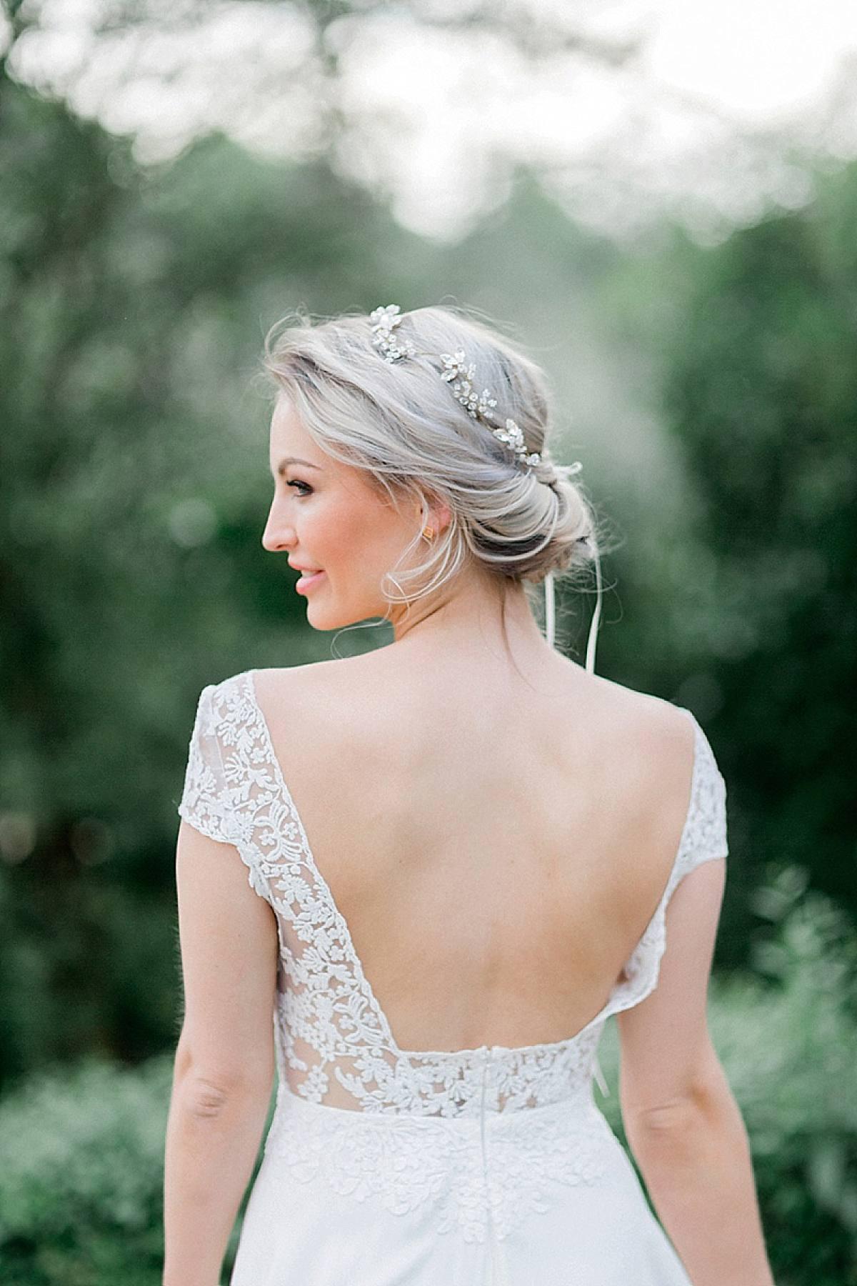 Wunderschöne Brautfrisuren Für Mittellange Und Lange Haare