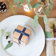 DIY Beschriftungen mit dem P-touch Cube für eure Winterhochzeit und 1 x 1 gewinnen