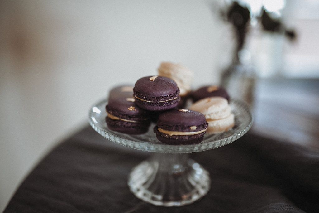 Macarons Ultra Violet, Macarons Pantone Color of the Year Ultra Violet